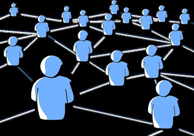 人々のネットワーク